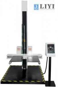 China Edge / Side / Corner Package Testing Equipment 80KG Load  Drop Testing on sale