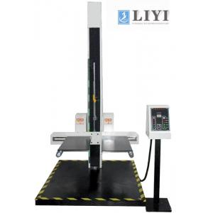 China Edge / Side / Corner Package Testing Equipment 80KG Load  Drop Testing on sale