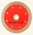China Manufacture Diamond Circular Saw Blade for Granite Cutting