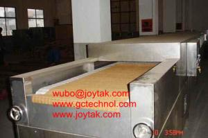 China Microwave Wood Made Products Drying Machine For Real Wood Furniture / GWM-A/S on sale