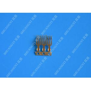 China Electrical Cable Assembly JST Molex Crimp Wire Terminals BS6004 / IEC227 Standard on sale