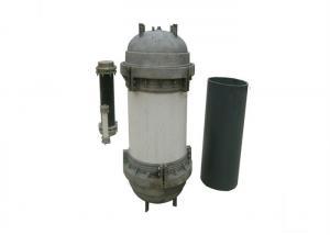 China Nickel Coating Pvc Pipe Testing EquipmentEnd Cap , 450mm Tube End Caps MetalMaterial on sale