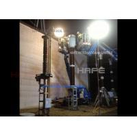 China Metal Halide Lamp Powered Moon Balloon Light , Multiquip Balloon Light For Industries on sale