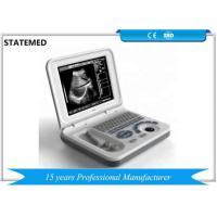 Medical Pregnancy Test Mobile Ultrasound Machine With Convex Probe Standard