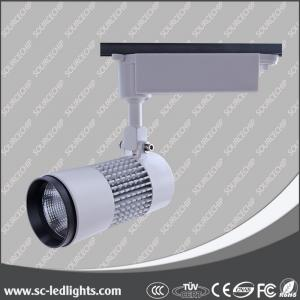 Quality 3 Phase Battery Ed Dimmable Led Track Lighting For