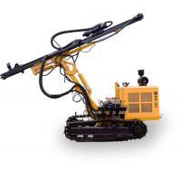 Hydraulic Rock Drilling Machine Surface Drill Rig HC728 Diesel Power Type