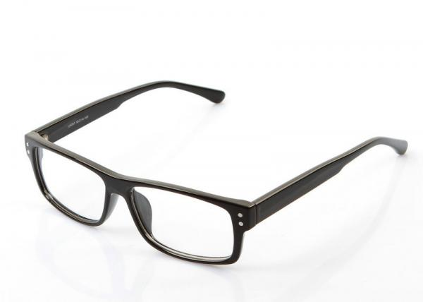 Full Rimmed Men Adjusting Plastic Eyeglasses Frames , Light Thin ...
