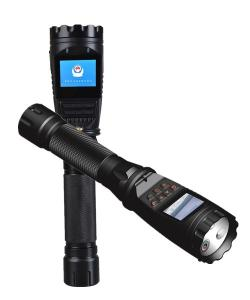 """China Max 128G Flashlight Camera Recorder 140 ° Field View With 1.5 """" HD LCD Screen on sale"""