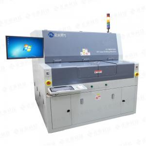 China Asida PCB Laser Drilling Machine  Speed 180 Holes per second  For FPC  and  Cover Layer on sale
