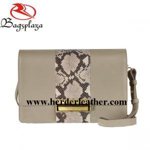 China Urban women snake crossbody bag leather shoulder bag wholesale on sale