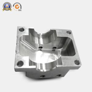 China Powder Coating Cnc Milling Machine Components , Extruded Aluminum Cnc Parts on sale