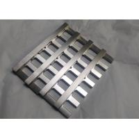 Carbon Steel / Aluminum High Precision Components 0.01mm - 10mm Thickness
