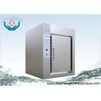 Pre Heated Autoclave Sterilizer Machine With Emergency Exhaust Switch And Safety Valve