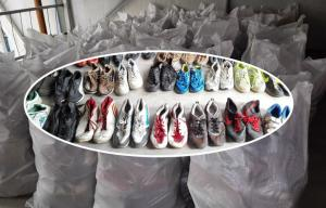 China Wholesale Used Men's Shoes In New York , Second Hand Shoes for Men / Ladies or Kids on sale