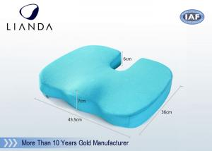 China Orthopedic comfort foam Coccyx seat cushion For Office/Home Use on sale