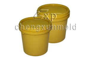 China painting bucket mould |  plastic water bucket | paint bucket manufacturers on sale