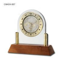 China Novelty Desk Clock - World Time Clock on sale