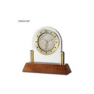 China Novelty Desk Clock - World Time Clock on sale