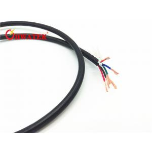 China Multiple Core Flexible Screened Power Cable For Small Wind Motor UV Resistance UL20549 on sale