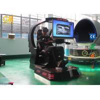 360 Degree VR Game Machine HTC Vive 9D VR Racing Game Chair Simulator