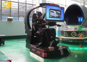 China 360 Degree VR Game Machine HTC Vive 9D VR Racing Game Chair Simulator on sale