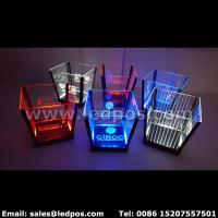 Ledpos Customized Rechargeable LED Ice Bucket