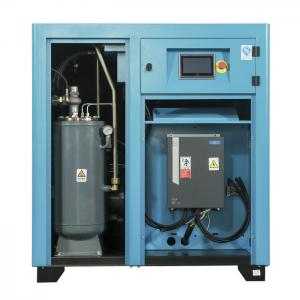 China Oil Injected Single Stage Air Compressor , Powerful Stationary Air Compressor on sale