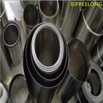 zr702 zirconium strip Zr strip 0.05*50mm zirconium strip/foil with coil shape  bright surface high quality