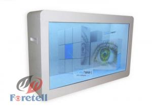 China 32 Inch Transparent LCD Display Showcase For Exhibition High Definition on sale