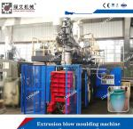 Chemical Drum Extrusion Blow Molding Machine Reliable Electronic Control System