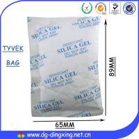 High Absorption Ability Food Grade Silica Gel Tyvek Bag Silica Gel Desiccant Packs