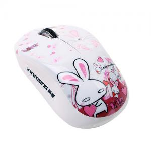 China cute wireless mouse on sale