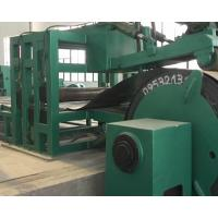 China 8 - 25mm High Speed Full Automatic Cut To Length Line Sheet Metal Shearing Machine on sale