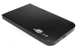 "Quality thin up and down cover USB2.0 to 2.5""SATA, mobile HDD enclosure 235 for sale"