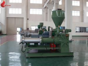 China PRE Antistatic Planetary Roller Extruder For PVC Material 600kg / h -1000kg / h on sale