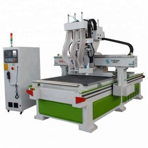 China High Precision Cnc Wood Engraving Machine With Japan Yaskawa Servo System on sale