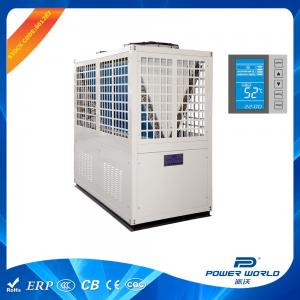 China Renewable energy solutions air to water heat pump for home heating and cooling on sale