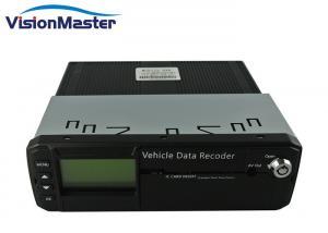China HDD DC 8 - 36V 4 Channel DVR Recorder , Hard Disk Heater 3G Mobile DVR CCTV on sale