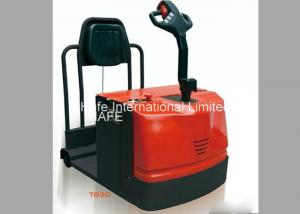 China Safe Operation Tractor Tow Truck , Electric Tow Vehicle 3800N Max Traction on sale