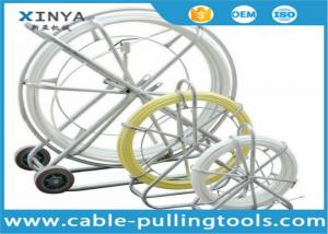 China Fiberglass Cable Fish Rod Transmission Line Stringing Tools Duct Laying Tool on sale
