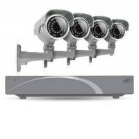 720P Waterproof Bullet IR IP Cameras With Motion Detection IR 20m