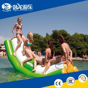 China inflatable water game /inflatable floating saturn/lake inflatables water games on sale