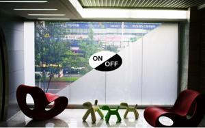 China Glitter Frosted Glass Film Self Adhesive Window Film Smart Window Film on sale