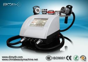 China Massage Ultrasonic Cavitation Body-Contouring Treatments Infrared 4 Polar RF on sale