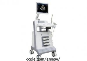 China DCU2 Trolley full digital color doppler ultrasound scanner Gynecology Obstetics Cardiology Cardioangiology on sale