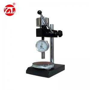 China High Accuracy Shore A Rubber Testing Machine With Stand Material Hardness Test Available on sale