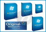 Bocado varejo do profissional 64 das janelas 7 da caixa de Windows 7 versão completa DVD do pro