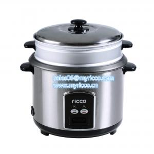 China Stainless steel rice cooker on sale