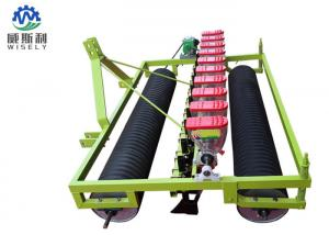 China 15 Rows Plant And Farm Machinery Green Onion Seeder 70-300 Mm Row Spacing on sale