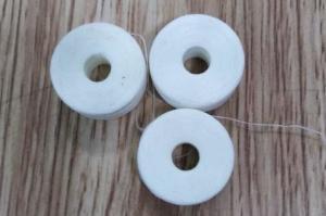 China 1.2L / 1.6L Size Machine Embroidery Thread Pre Wound Coreless Bobbin Thread on sale